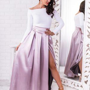 Bledofialová dlhá elegantná saténová sukňa s rozparkom -Bledofialová dlhá elegantná saténová sukňa s rozparkom -dlhá sukňa - dlha sukna - spoločenská sukňa - maxi sukňa - spolocenska sukna - spoločenska sukna - saténová sukňa - satenova sukna - sukňa na svadbu - dlha spolocenska sukna - sukne dlhe - sukna dlha - dlhé spoločenské sukne - dlhé letné sukne - satenove sukne - dlha satenova sukna - sukna spolocenska - maxisukňa - dlha tylova sukna - saténové sukne - dlhá saténová sukňa - slávnostná sukňa - tylova sukna dlha - dlhe sukne na svadbu - dlha sukna s rozparkom - sukne maxi - dlha elegantna sukna - cervena dlha sukna - dlha plesova sukna